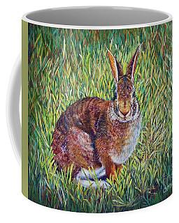 Cottontail Coffee Mug