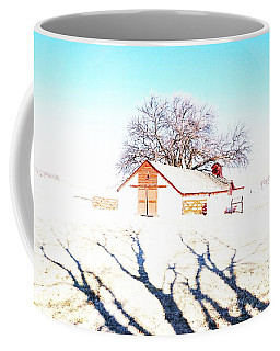 Cottonwood Ranch, Kansas Coffee Mug
