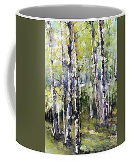 Cottonwoods And Sycamores Coffee Mug