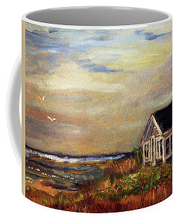 Cotuit Beach Cottage Coffee Mug