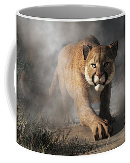Cougar Is Gonna Get You Coffee Mug