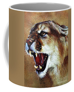 Cougar Coffee Mug