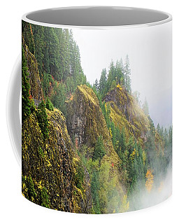 Cougar Reservoir Area Coffee Mug