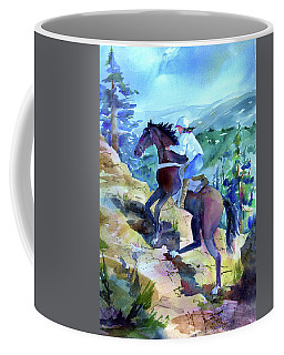Cougar Rock Coffee Mug