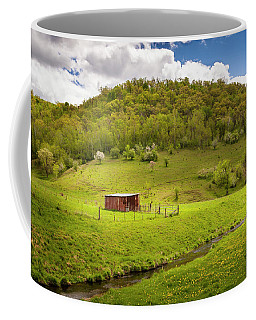 Coulee Morning Coffee Mug