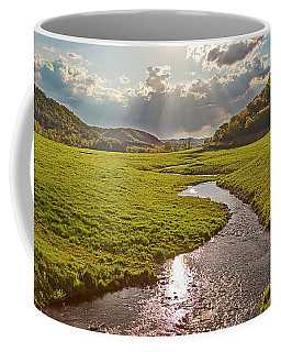 Coulee View Coffee Mug