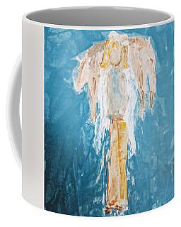 Country Angel Coffee Mug
