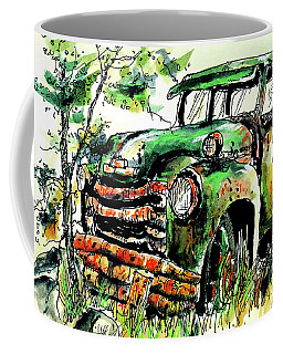 Country Antiques Coffee Mug by Terry Banderas