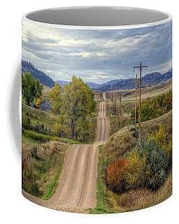 Country Autumn Coffee Mug