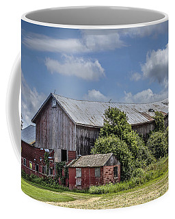 Country Barn Coffee Mug