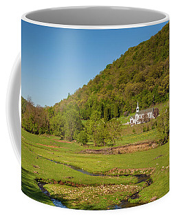 Country Church  Coffee Mug