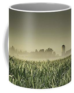 Country Farm Landscape Coffee Mug