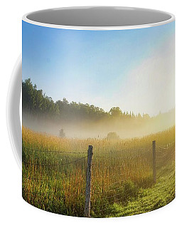 Country Fencerow Coffee Mug