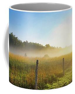Country Fencerow Coffee Mug