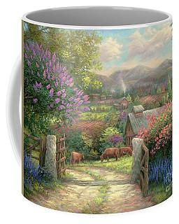 Country Gate Coffee Mug