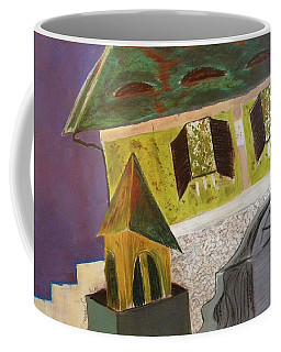 Country House Coffee Mug