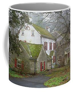 Country House Coffee Mug