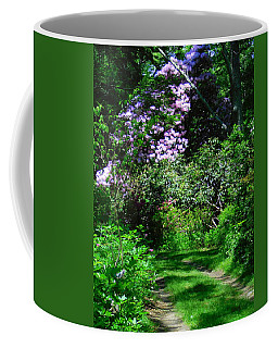 Country Lane Coffee Mug