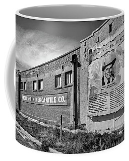 Coffee Mug featuring the photograph Country Legend Bob Wills In Roy New Mexico by Mary Lee Dereske