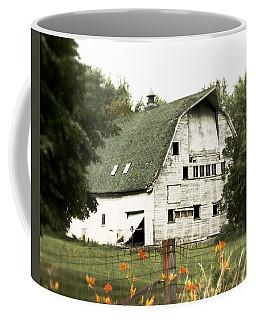 Country Lilies Coffee Mug