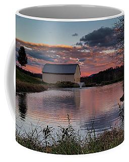 Country Living Sunset Coffee Mug
