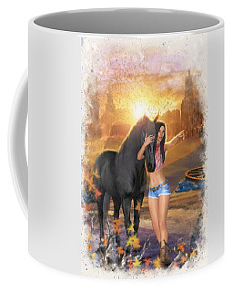 Country Memories 2 Coffee Mug