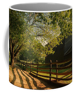 Country Morning - Holmdel Park Coffee Mug