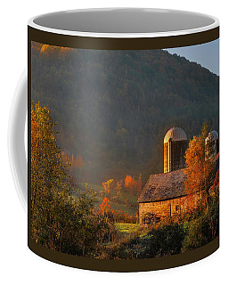 Country Mornings - West Pawlet Vermont Coffee Mug