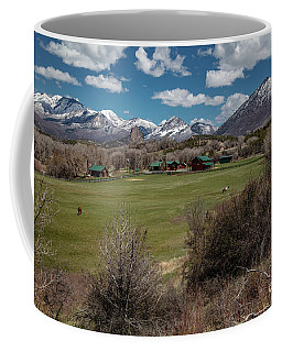Country Ranches  Coffee Mug