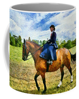 Coffee Mug featuring the photograph Country Ride by Scott Carruthers