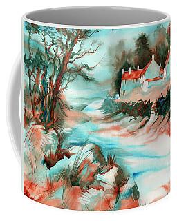 Country Road Coffee Mug