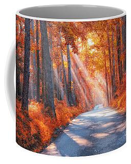 Country Roads Coffee Mug