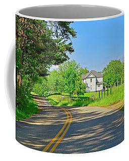 Country Roads Of America, Smith Mountain Lake, Va. Coffee Mug