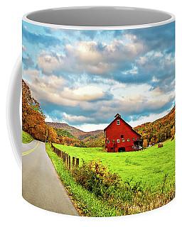 Country Road...west Virginia Coffee Mug