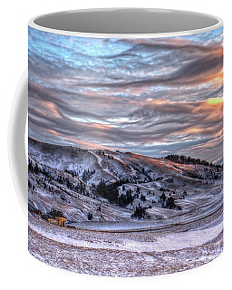 Country Sky Coffee Mug