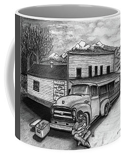 Country Store Coffee Mug