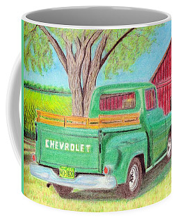 Country Summer Coffee Mug