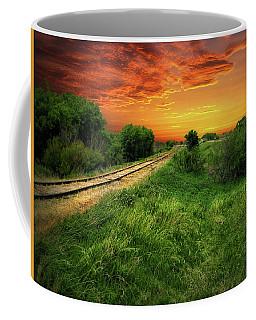 Country Tracks 2 Coffee Mug