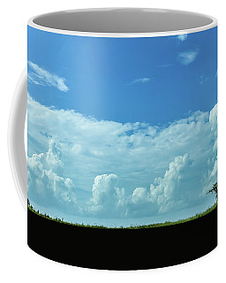Coffee Mug featuring the photograph Countryside by Andrea Anderegg