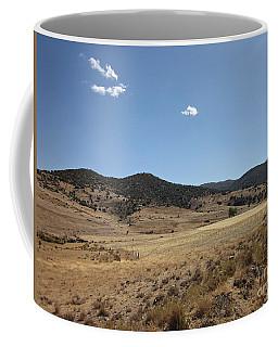 Countryside Near Guadix Coffee Mug