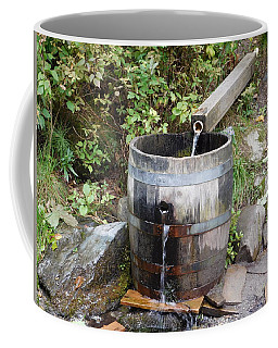 Countryside Water Feature Coffee Mug