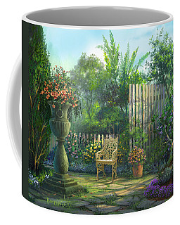 County Contrasts Coffee Mug by Michael Humphries