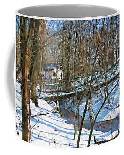 County Field House Coffee Mug