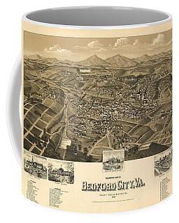 county seat of Bedford Coffee Mug