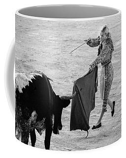 Coup De Grace In Pink Coffee Mug