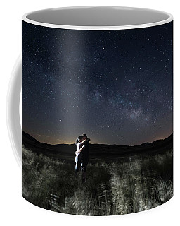 Couple Under The Stars Coffee Mug