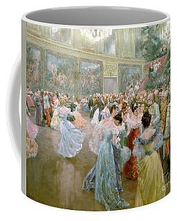 Court Ball At The Hofburg Coffee Mug
