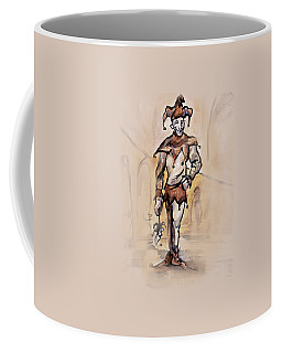 Court Jester Coffee Mug