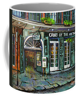 Court Of The Two Sisters Coffee Mug