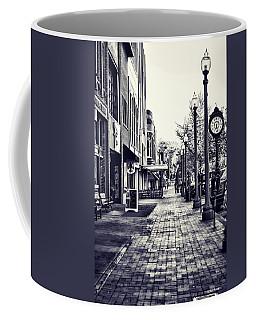 Court Street Clock Florence Alabama Coffee Mug